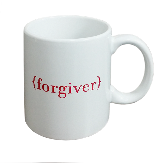 {forgiver} Coffee Mug