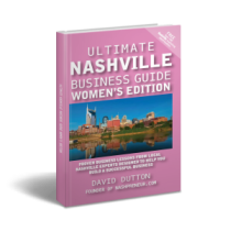 Ultimate Nashville Business Guide: Women's Edition